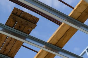 Home steel framing