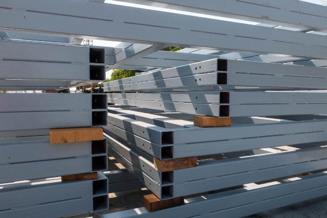 Portland pre-construction steel framing